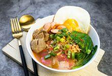 [POPULER FOOD] 15 Tempat Makan Seblak di Bandung | Resep Serabi Saus Kinca