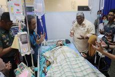 Satu Mahasiswa Universitas Halu Oleo Kendari Masih Koma akibat Luka Parah di Kepala
