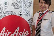 Indonesia AirAsia Miliki Kapten Pilot Wanita Pertama