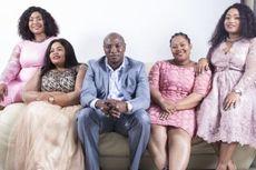 Beristri Empat, Pria Ini Terapkan Jam Malam dan Tiap Istri Dapat Rumah