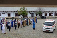 Wamenkeu Sebut 96 Keluarga Nakes Gugur Sudah Terima Santunan Rp 300 Juta