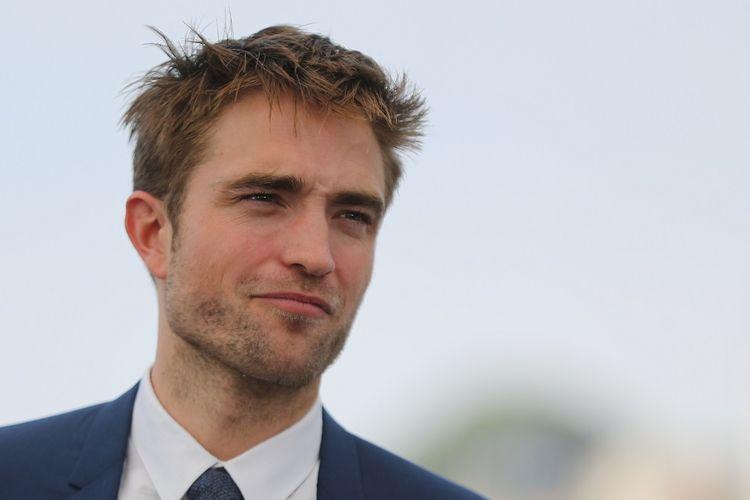 Aktor Inggris Robert Pattinson menghadiri kegiatan untuk film Good Time di Festival Film Cannes, Perancis, Kamis (25/5/2017).