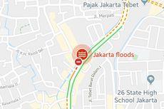 Cara Cek Penutupan Jalan karena Banjir di Jakarta lewat Google Maps