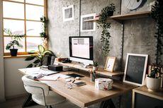 PSBB Berlaku Lagi, Simak Tips Desain Ruang Kerja di Rumah