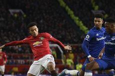 Man United Vs Everton, Lindelof Bunuh Diri Bikin Setan Merah Gagal Menang