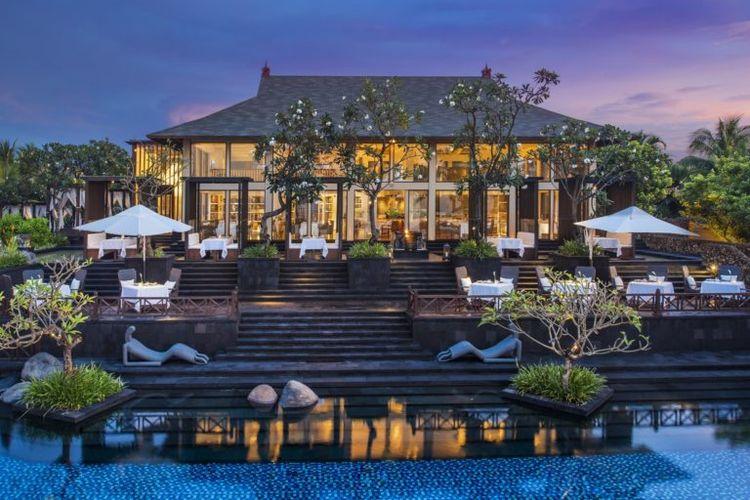 Restoran Kayuputi The St. Regis Bali.