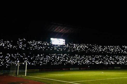 Hasil Persebaya Vs PS Tira Persikabo 1-1, Lampu Stadion Sempat Padam
