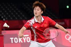 Hasil Olimpiade Tokyo: Bekuk Ratu Bulu Tangkis Dunia, Chen Yu Fei Rebut Medali Emas