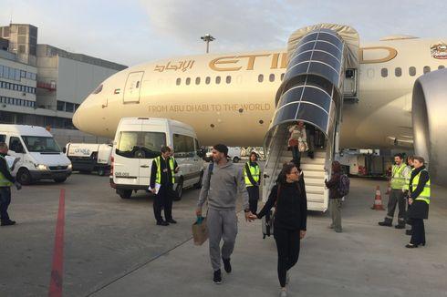 Mulai Maret 2021, Etihad Akan Layani Penerbangan dari Abu Dhabi ke Israel