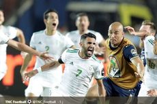 Istri Selingkuh, Mahrez Mengundurkan Diri dari Timnas Aljazair