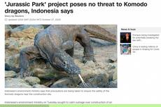 Polemik Penghentian Proyek Pariwisata di TN Komodo, Ini Kata KLHK dan Walhi