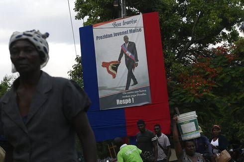 Pemakaman Presiden Haiti Ditetapkan, Mantan Presiden Aristide Pulang Disambut Meriah