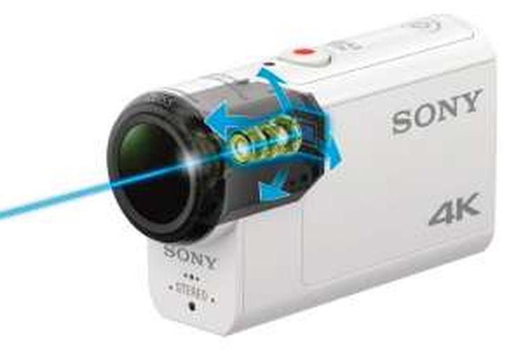 Kamera aksi Sony X3000R
