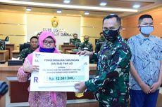Ahli Waris Dua Pahlawan Kesehatan TNI AD Terima Santunan Asabri