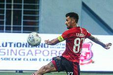 Kembali ke Bali United atau Gabung Borneo FC, Stefano Lilipaly?