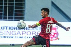 Stefano Lilipaly Tak Yakin Masih Berseragam Bali United Musim Depan