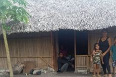 Cerita Eks Pengungsi Timor Timur di NTT, 21 Tahun Tinggal di Pengungsian Beratap Daun Lontar
