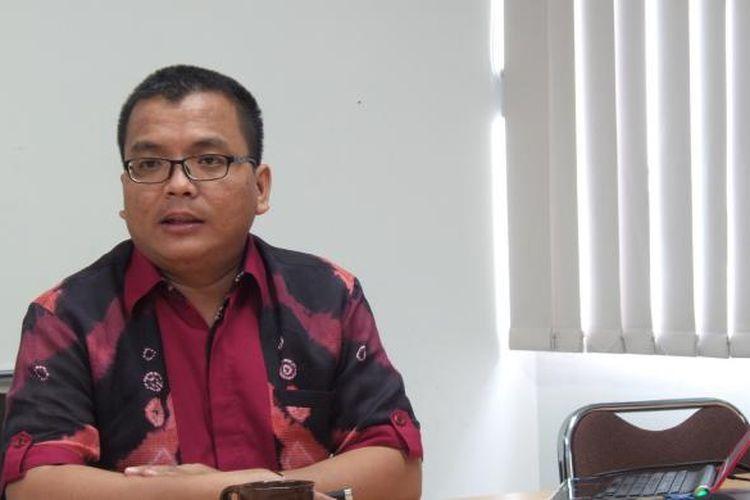 Mantan Wamenkumham Denny Indrayana