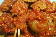 Resep Jengkol Balado Pedas ala Rumahan, Santap dengan Nasi Hangat
