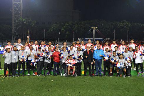 SEA Games 2019, Ini Klaim Tuan Rumah Filipina
