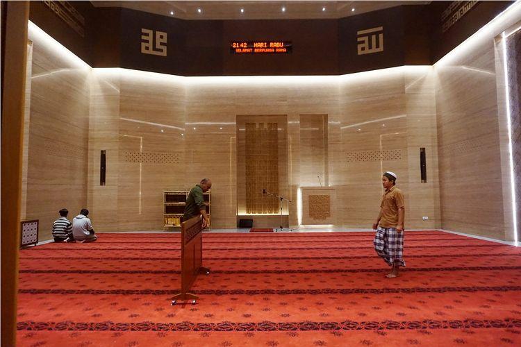 Interior Masjid Siti Aisyah