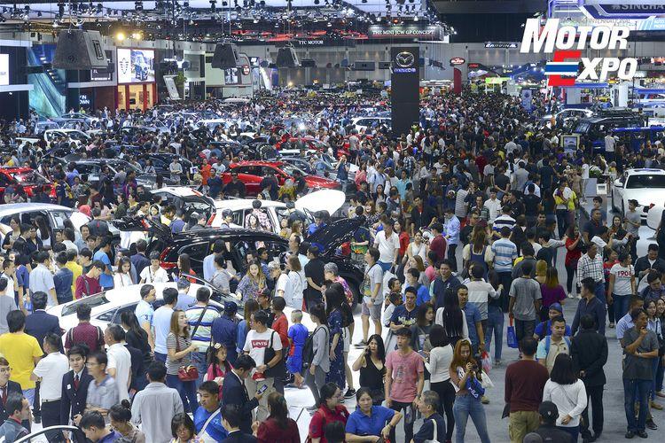 Thailand International Motor Expo 2019