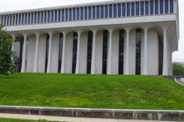 Ilustrasi. Princeton University diharuskan membayawar kewajiban terhadap kota New Jersey.