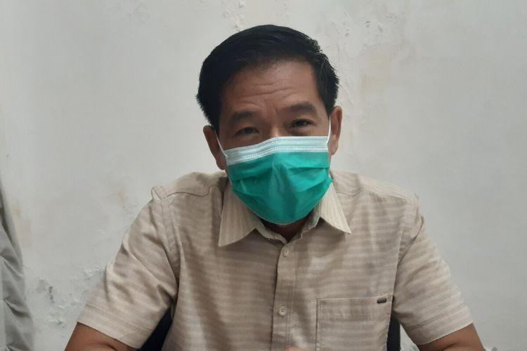 Ketua Bawaslu Solo, Budi Wahyono di Solo, Jawa Tengah, Senin (7/12/2020).