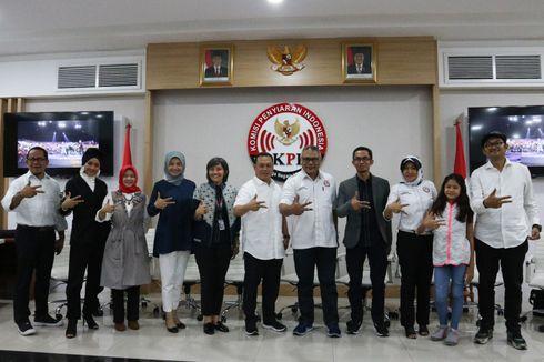 KPI Tembuskan Surat Sanksi Penggerebekan Angel Lelga ke Jokowi