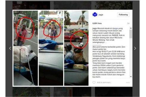 Bus Wisata Dimintai Rp 200.000 untuk Parkir, Ini Respons Dishub Yogyakarta