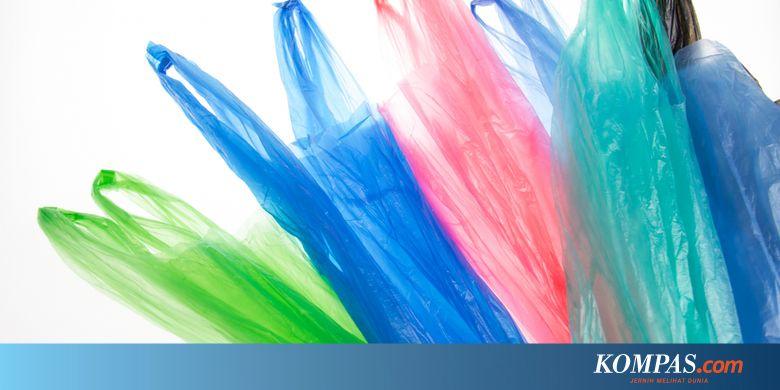 AMRT Toko Retail di Bekasi Siap Terapkan Larangan Penggunaan Kantong Plastik