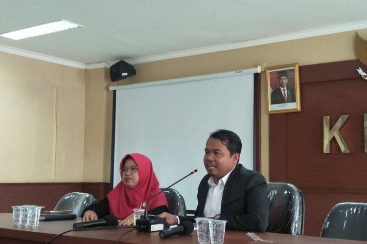 Ketua Komisi Perlindungan Anak (KPAI) Susanto di Kantor KPAI, Jakarta Pusat, Selasa (25/2/2020)