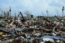 Kehancuran akibat Bencana Lambatkan Pertumbuhan Ekonomi Filipina