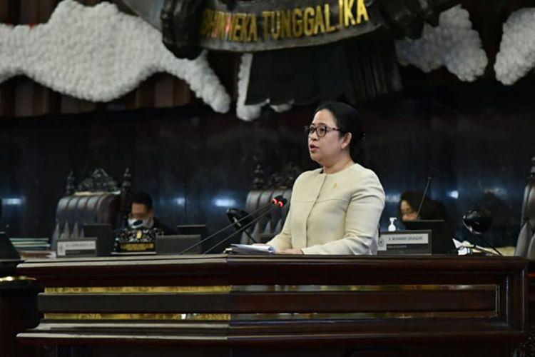 Ini Agenda Rapat Paripurna ke-15 DPR RI Masa Persidangan III Tahun 2019-2020