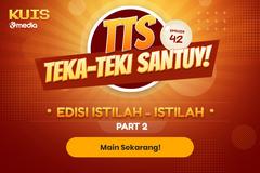 TTS - Teka - teki Santuy Ep. 42 Edisi Istilah - Istilah Part 2