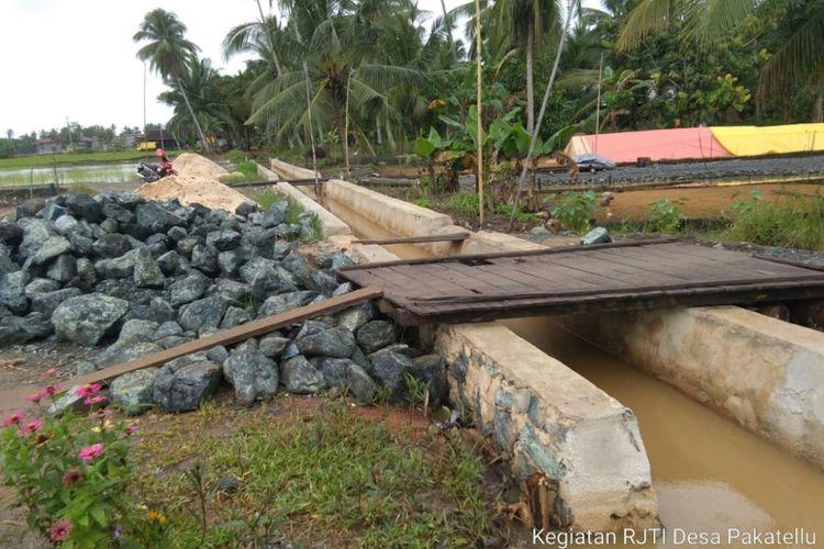 Kementan melalui Ditjen PSP membantu meningkatkan indeks pertanaman di Kabupaten Tanah Bumbu, Kalimantan Selatan melalui RJIT.