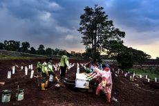 Kematian Akibat Covid-19 di Jakarta Meningkat 72 persen Dalam Sepekan, Ada Apa?