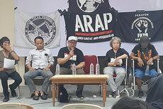 LBH Bandung Persoalkan Ekskavator di Lahan Gusuran Tamansari