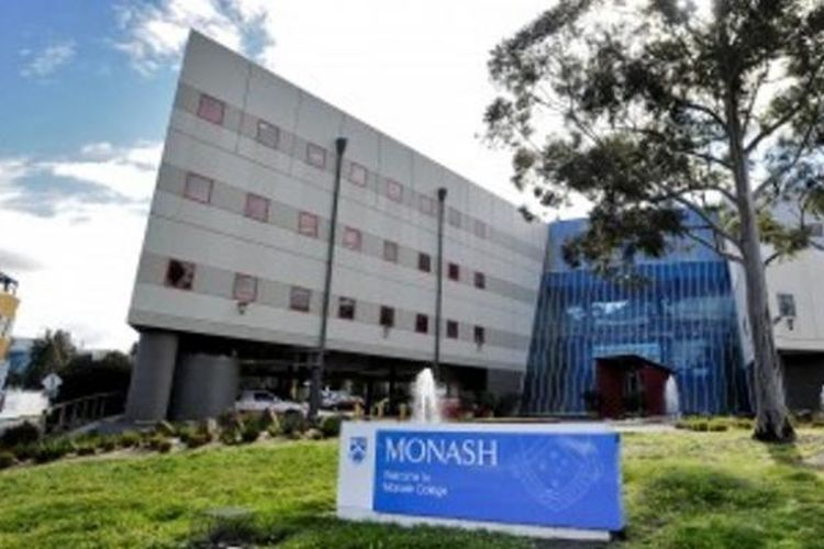 Salah satu kampus Universitas Monash, Melbourne, Australia.