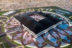 Kain Tradisional Hiasi Stadion Piala Dunia Qatar