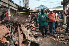Pedagang Pasar Jatisari Karawang Korban Kebakaran Akan Direlokasi