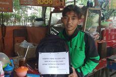 Kisah Baasil, Mahasiswa Nyambi Jadi Driver Ojol, Beri Tumpangan Gratis Khusus Lansia dan Anak Yatim