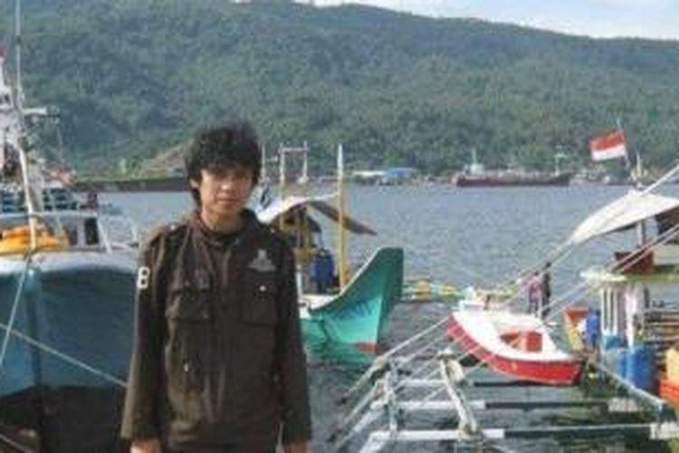 Mahasiswa Institut Teknologi Bandung, Joan Tobit Sigalingging (23)