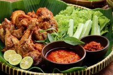 Resep Sambal Ayam Bakar Sederhana, Cuma 4 Bahan