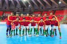 Piala Asia U-20, Timnas U-20 Futsal Indonesia Kalahkan Taiwan