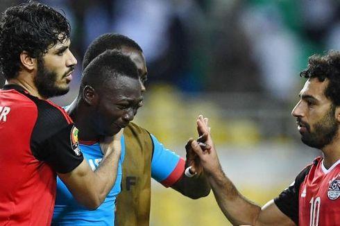 Hasil Piala Afrika 2019, Salah Gagal Bawa Mesir ke Perempat Final