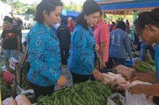 Menengok Pasar Inai di Pedalaman Kalimantan Utara yang Hanya Diisi Ibu-ibu Tua