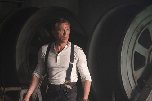 Daniel Craig Tak Yakin Fisiknya Kuat Jadi James Bond Lagi