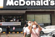 McDonald's Sebut Masih Punya Masa Sewa Beberapa Bulan di Sarinah