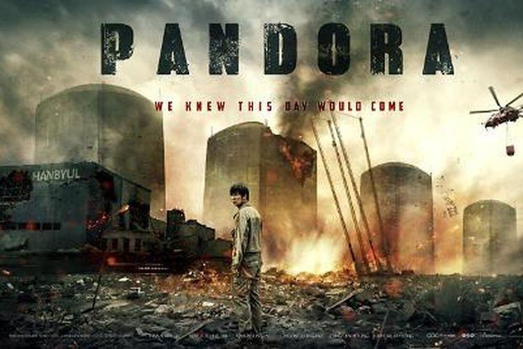 Tragedi gempa bumi dan ledakan nuklir dalam film Pandora.
